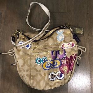 Adorable Coach purse